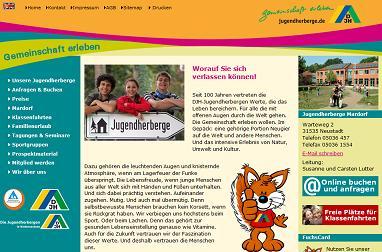 DJH Homepage