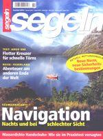 Segeln Magazin Cover