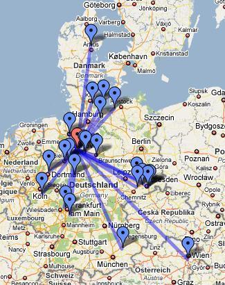 maps google HPF