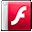 Flash icon klein
