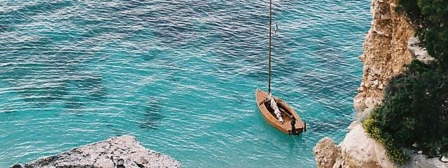 holzpirat org Sardinien  Cala Goloritze klein