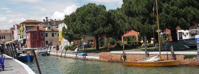 holzpirat org Venedig  Burano klein