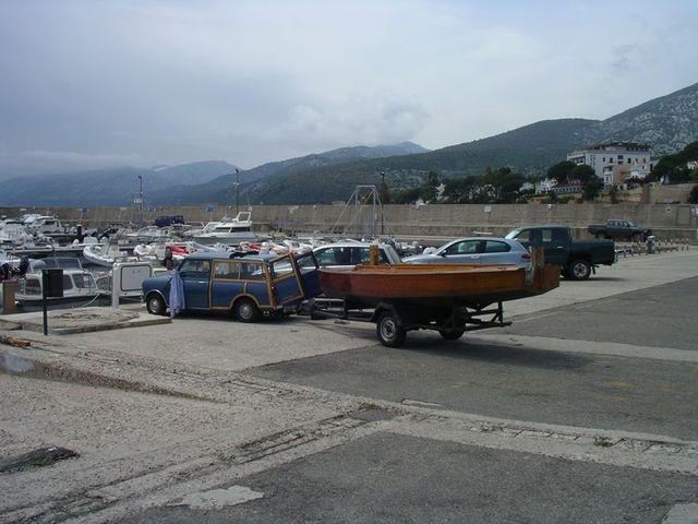holzpirat org Sardinien Calagonone Slip
