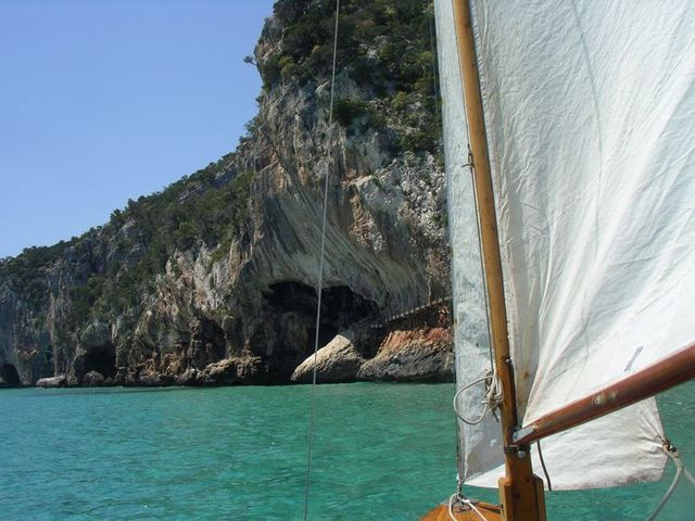 holzpirat org Sardinien  Grotta Bue Marino