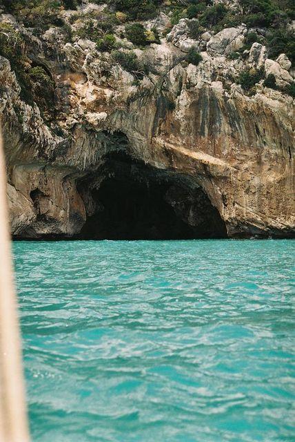 holzpirat org Sardinien  Cala Luna