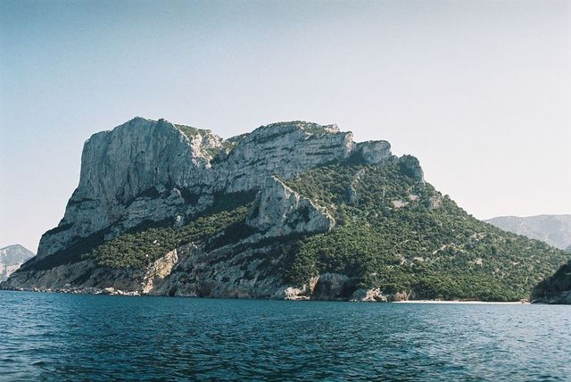 holzpirat org Sardinien  Cala Sisine