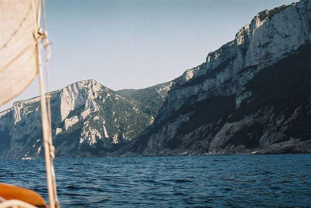 holzpirat org Sardinien  Kurs Cala Goloritze