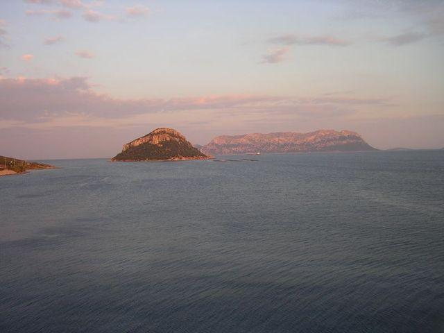 holzpirat org Sardinien  Rückreise Tavolara