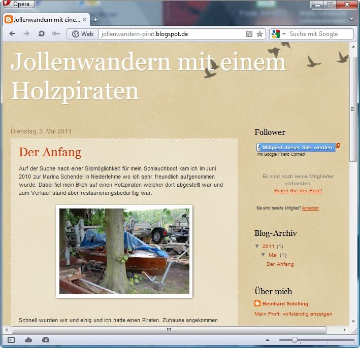 holzpirat org screenshot   jollenwandern pirat blogspot
