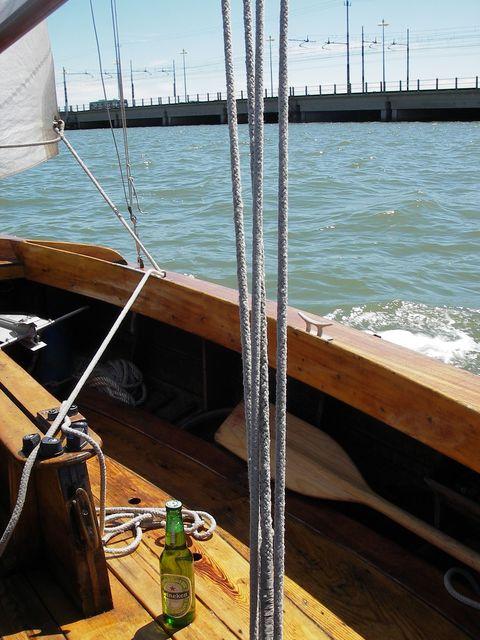 holzpirat org Venedig  Stilleben Vorfreude