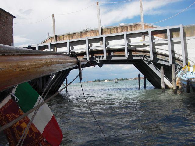 holzpirat org Venedig  Blick stadtauswärts