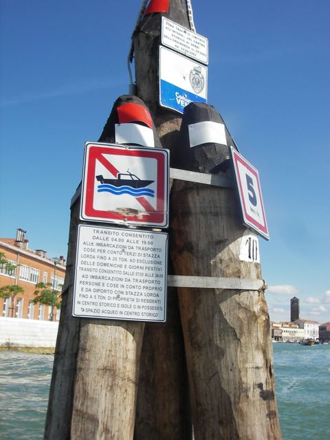 holzpirat org Venedig kompliziert
