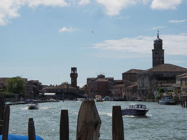 holzpirat org Venedig  Murano