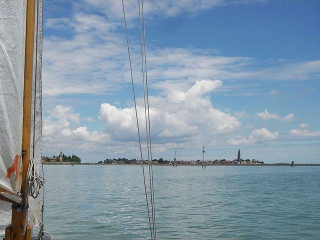 holzpirat org Venedig  Kurs Burano
