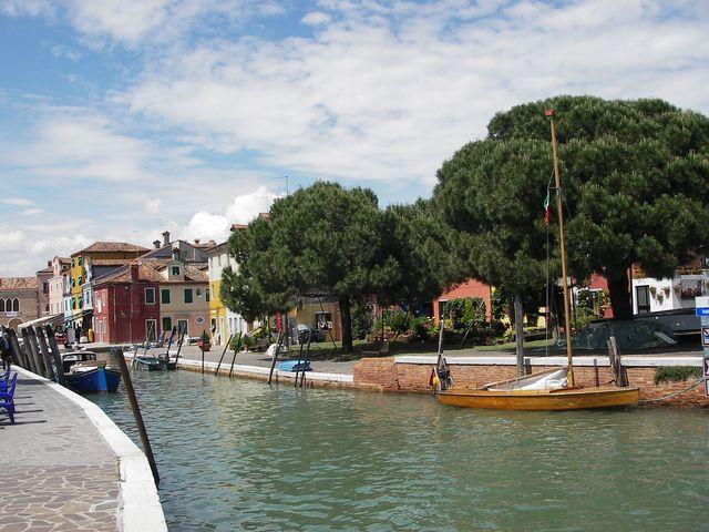 holzpirat org Venedig  Burano