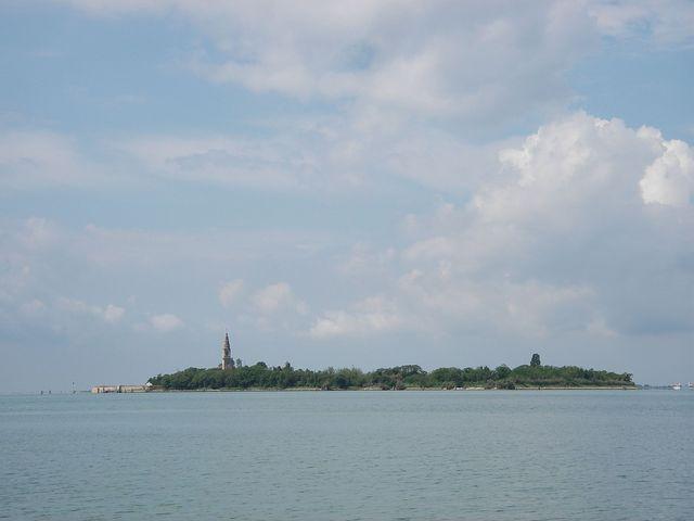 holzpirat org Venedig Ruineninsel