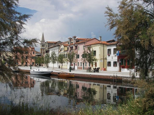 holzpirat org Venedig  Lido Malamocco