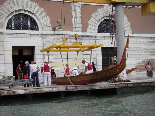 holzpirat org Venedig  Stapelhub