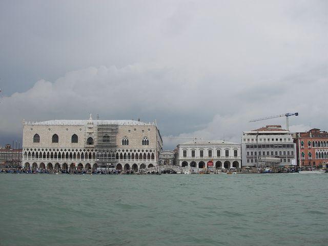 holzpirat org Venedig  Massentourismus