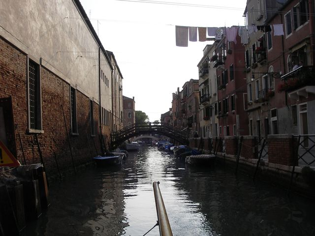 holzpirat org Venedig  Venedig Rückseite