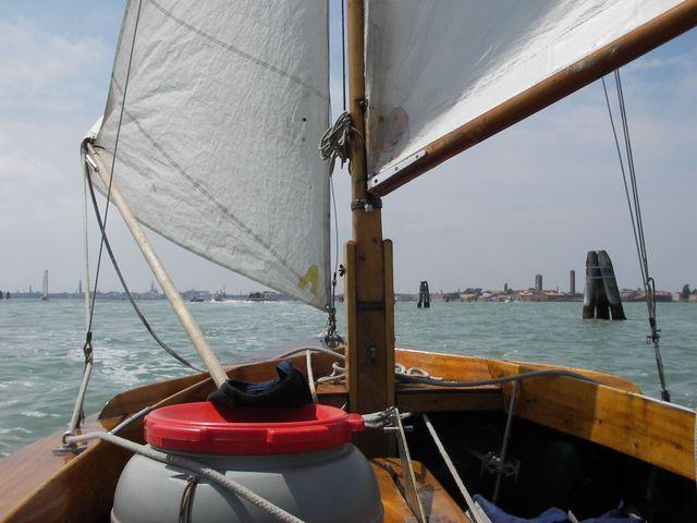 holzpirat org Venedig  Rückfahrt