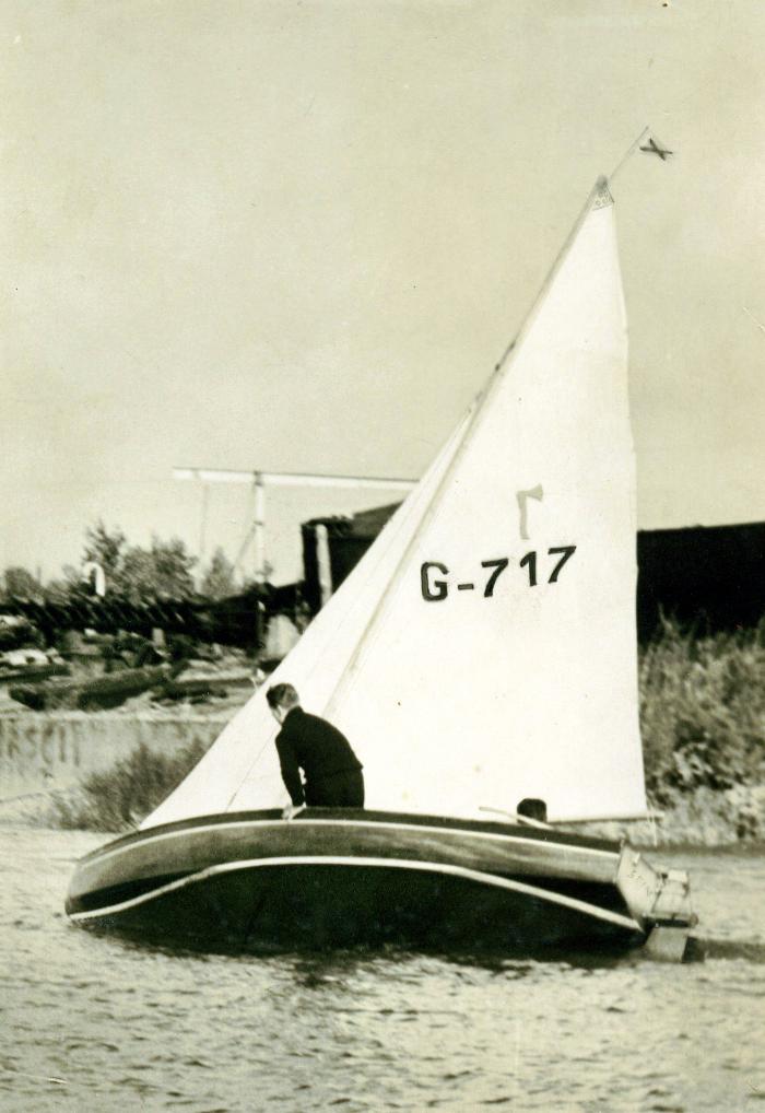 Absegeln 1956_700px