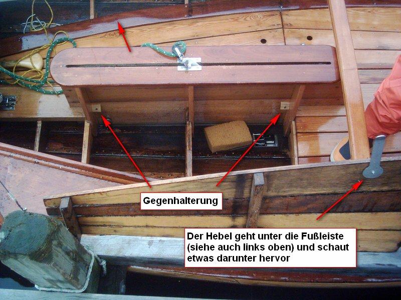 G Holzpirat Bodenbrettsicherung DSCI