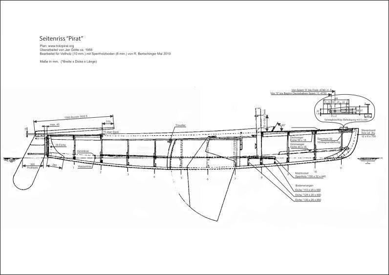 Bauplan-Pirat-SUI 534-Seitenriss A3-thumb