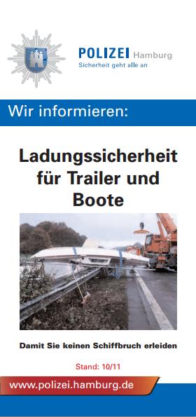 Screenshot Ladungssicherheit fuer Trailer und Boote