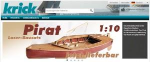 Bausatz Krick Screenshot