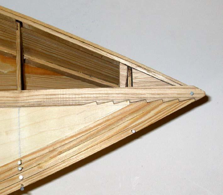 Rolf Vorabmodell Decksplanken Fisch