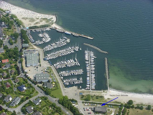 Strande Hafen