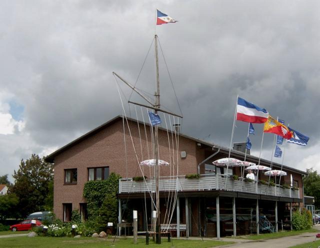 Yachtclub Strande Clubhaus
