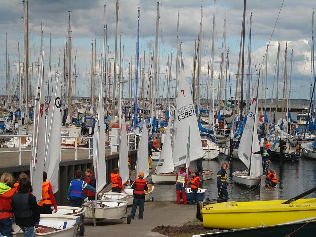 Yachtclub Strande Sliprampe