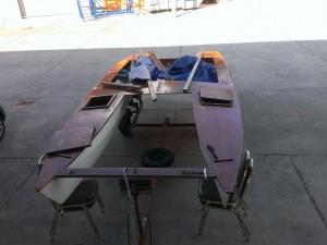 Mario mein erstes Boot