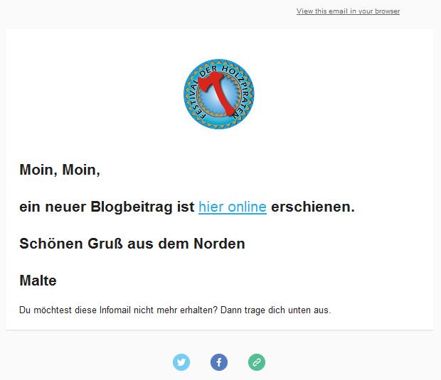 Infomail Screenshot