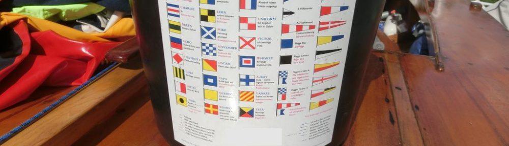 Regatta Flaggensignale CIMG