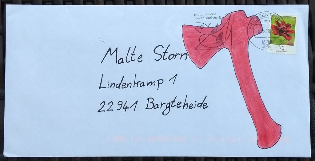 Post an Malte